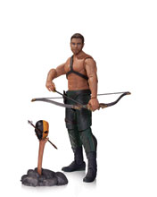 Image: Arrow Action Figure 01: Oliver Queen  - DC Direct