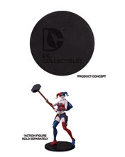 Image: DC Collectibles Action Figure Bases  (Bag of 20) - DC Direct