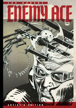 Image: Joe Kubert's Enemy Ace Artist's Edition HC  - IDW Publishing