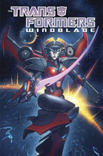 Image: Transformers: Windblade SC  - IDW Publishing