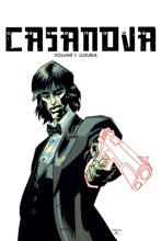 Image: Casanova Vol. 01: Luxuria - The Complete Edition HC  - Image Comics