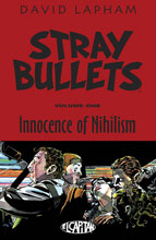 Image: Stray Bullets Vol. 01: Innocence of Nihilism SC  - Image Comics