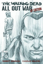 Image: Walking Dead All Out War AP Edition HC  - Image Comics
