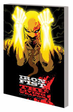 Image: Iron Fist: The Living Weapon Vol. 01 - Rage SC  - Marvel Comics