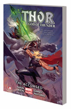 Image: Thor, God of Thunder Vol. 03: Accursed SC  - Marvel Comics