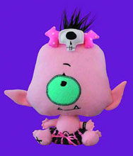 Image: Vamplets Plush: Octavia Cyclops Baby  - Action Lab Entertainment