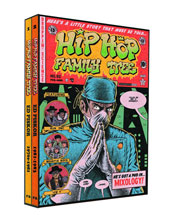 Image: Hip Hop Family Tree Gift Box Set 1975-1983 GN  - Fantagraphics Books