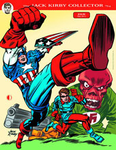 Image: Jack Kirby Collector #64 - Twomorrows Publishing