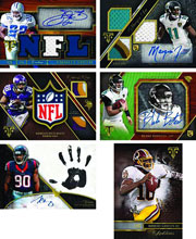 Image: Topps 2014 Triple Threads Football Card Box  -