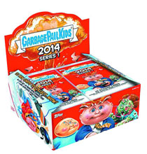 Image: Garbage Pail Kids 2014 Series 2 Card Box  -