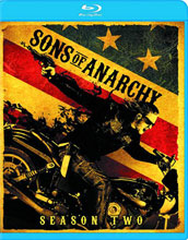 Image: Sons of Anarchy Season 02 BluRay  -