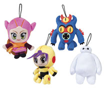 Image: Big Hero 6 Small Plush Assortment  -
