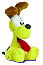 Image: Garfield Cattitude Plush No. 7: Odie  -