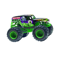 Image: Snaptite Grave Digger Monster Truck 1/25 Model Kit  -