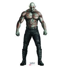 Image: Guardians of the Galaxy Life-Size Standup: Drax  -