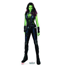 Image: Guardians of the Galaxy Life-Size Standup: Gamora  -