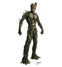 Image: Guardians of the Galaxy Life-Size Standup: Groot  -
