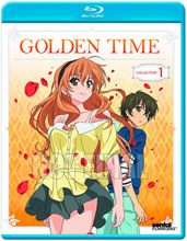 Image: Golden Time Collection 01 BluRay  -