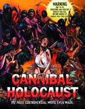 Image: Cannibal Holocaust BluRay+CD  -