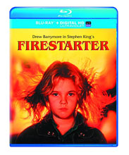 Image: Firestarter BluRay  -