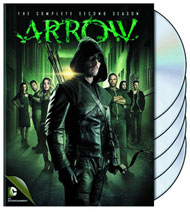 Image: Arrow: The Complete Second Season DVD  -