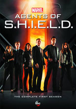 Image: Agents of S.H.I.E.L.D. Complete First Season DVD  -