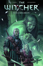 Image: Witcher Vol. 02: Fox Children SC  - Dark Horse Comics