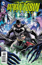 Image: Batman & Robin Eternal #2 - DC Comics