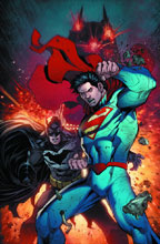 Image: Batman / Superman Vol. 04: Siege HC  - DC Comics