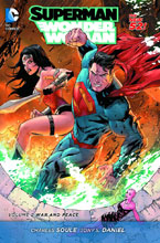 Image: Superman / Wonder Woman Vol. 02: War and Peace SC  - DC Comics