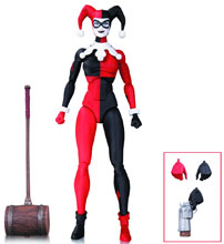Image: DC Comics Icons Action Figure 013: Harley Quinn  - DC Comics