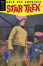 Image: Star Trek: Gold Key Archives Vol. 04 HC  - IDW Publishing