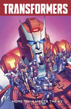 Image: Transformers: More Than Meets the Eye Vol. 08 SC  - IDW Publishing