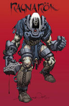 Image: Ragnarok Vol. 01: Last God Standing HC  - IDW Publishing