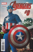 Image: Avengers #0 (Cosplay variant cover - 00021) - Marvel Comics