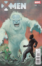 Image: Extraordinary X-Men #2 (Noto Kirby Monster variant cover - 00221) - Marvel Comics