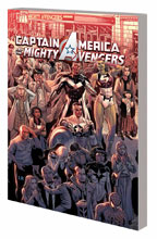 Image: Captain America and The Mighty Avengers Vol. 02: Last Days SC  - Marvel Comics