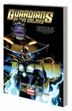 Image: Guardians of the Galaxy Vol. 04: Original Sin SC  - Marvel Comics