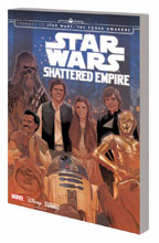 Image: Star Wars: Journey to Star Wars: The Force Awakens - Shattered Empire SC  - Marvel Comics