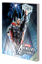 Image: Marvel Universe All-New Avengers Assemble Digest Vol. 03 SC  - Marvel Comics