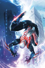 Image: Spider-Man 2099 #1 by Mattina Poster  - Marvel Comics