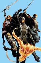 Image: Uncanny Inhumans #1 by McNiven Poster  - Marvel Comics