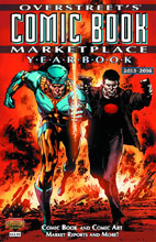 Image: Overstreet's Comic Book Marketplace Yearbook 2015 - 2016 SC  (Valiant cover) - Gemstone Publishing
