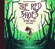 Image: Red Shoes and Other Tales HC  - Papercutz