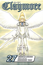 Image: Claymore Vol. 27 SC  - Viz Media LLC