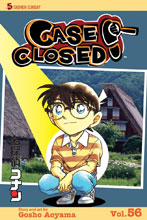 Image: Case Closed Vol. 56 SC  - Viz Media LLC