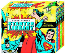 Image: DC Super Heroes Super Baby Starter Library  - Downtown Bookworks