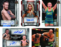 Image: Topps 2015 UFC Champions Card Box  -