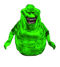 Image: Ghostbusters Bank: Slimer  (Glow-in-Dark) -