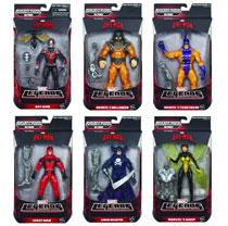 Image: Ant-Man 6-Inch Infinite Legends Action Figure Assortment 201501  -